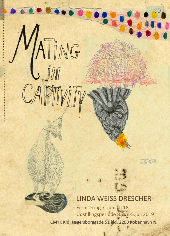 Mating In Captivity af Linda Weiss Drescher